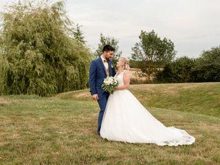 Le mariage de Mathilde  et Alec