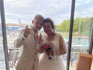 Le mariage de Suzy  et Stéphane  1
