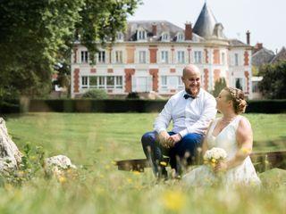 Le mariage de Amélie et Ludovic