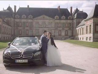 Le mariage de Camille et Cédric