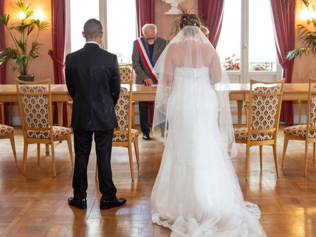 Le mariage de Matthieu et Sandra à Montoire-sur-le-Loir, Loir-et-Cher 2