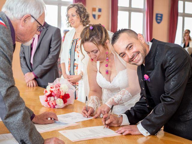 Le mariage de Matthieu et Sandra à Montoire-sur-le-Loir, Loir-et-Cher 4