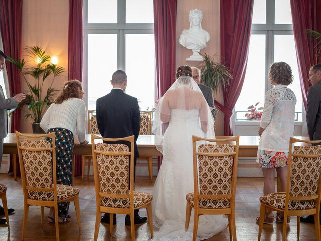 Le mariage de Matthieu et Sandra à Montoire-sur-le-Loir, Loir-et-Cher 5