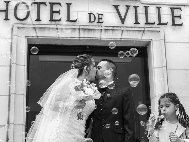 Le mariage de Matthieu et Sandra à Montoire-sur-le-Loir, Loir-et-Cher 6