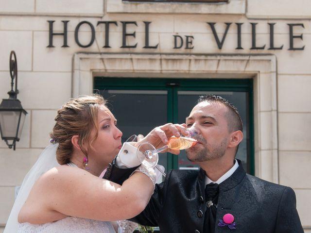Le mariage de Matthieu et Sandra à Montoire-sur-le-Loir, Loir-et-Cher 7