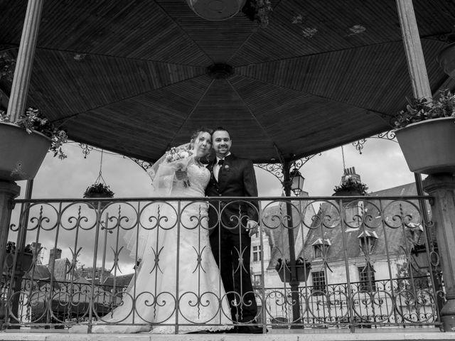 Le mariage de Matthieu et Sandra à Montoire-sur-le-Loir, Loir-et-Cher 8