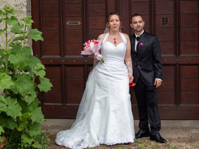 Le mariage de Matthieu et Sandra à Montoire-sur-le-Loir, Loir-et-Cher 9