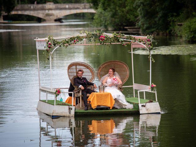 Le mariage de Matthieu et Sandra à Montoire-sur-le-Loir, Loir-et-Cher 21