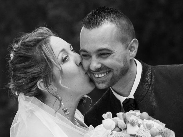 Le mariage de Matthieu et Sandra à Montoire-sur-le-Loir, Loir-et-Cher 22
