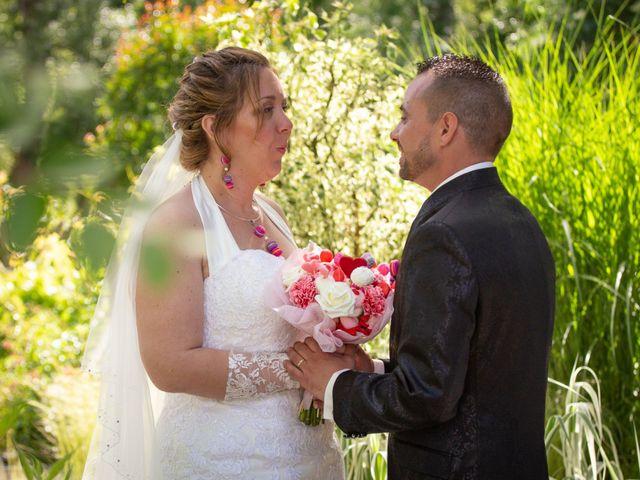 Le mariage de Matthieu et Sandra à Montoire-sur-le-Loir, Loir-et-Cher 24