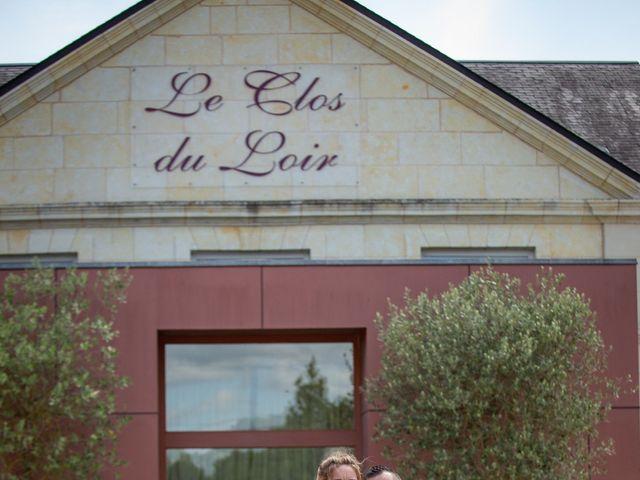Le mariage de Matthieu et Sandra à Montoire-sur-le-Loir, Loir-et-Cher 25