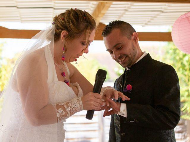 Le mariage de Matthieu et Sandra à Montoire-sur-le-Loir, Loir-et-Cher 29
