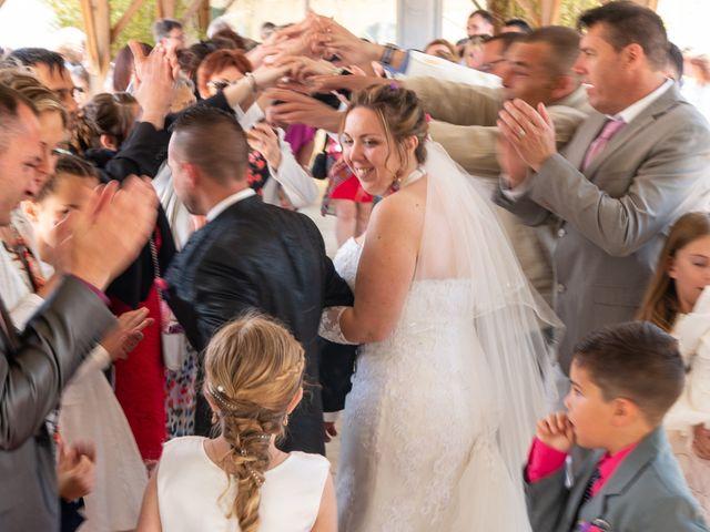 Le mariage de Matthieu et Sandra à Montoire-sur-le-Loir, Loir-et-Cher 30