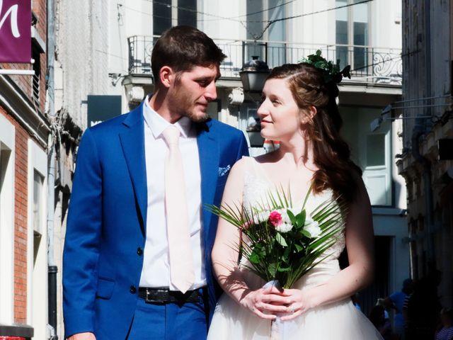 Le mariage de Coraline  et Alex