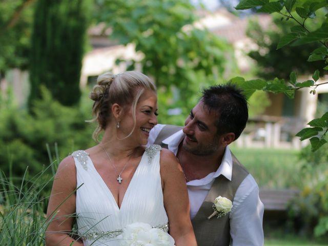 Le mariage de Stéphane et Cécile à Grasse, Alpes-Maritimes 11