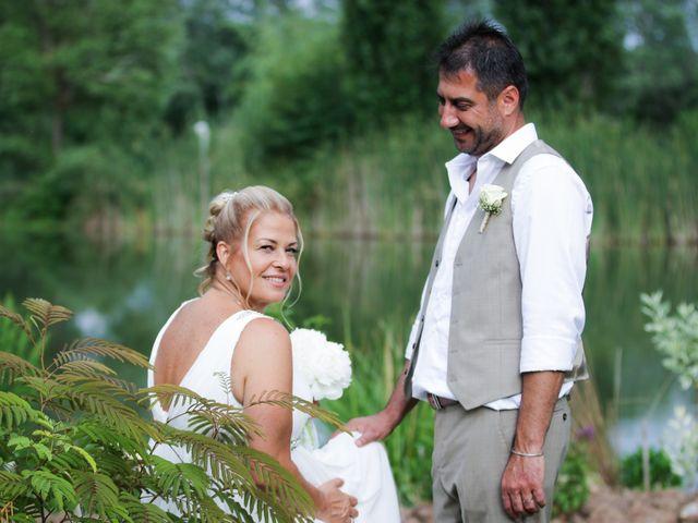 Le mariage de Stéphane et Cécile à Grasse, Alpes-Maritimes 12