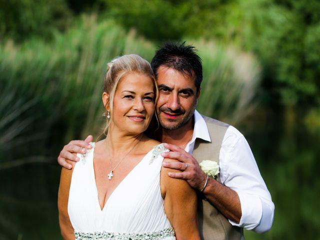Le mariage de Stéphane et Cécile à Grasse, Alpes-Maritimes 13