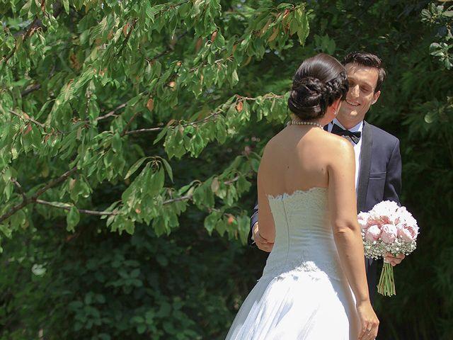 Le mariage de Romain et Candice à Lansargues, Hérault 14