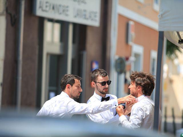 Le mariage de Romain et Candice à Lansargues, Hérault 16
