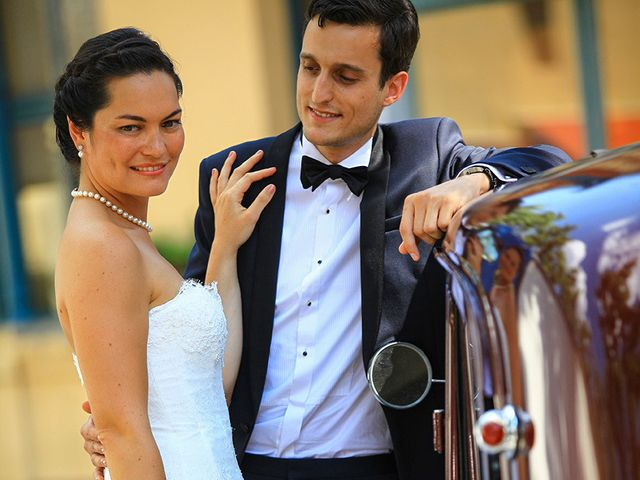 Le mariage de Romain et Candice à Lansargues, Hérault 19