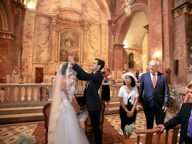 Le mariage de Romain et Candice à Lansargues, Hérault 20
