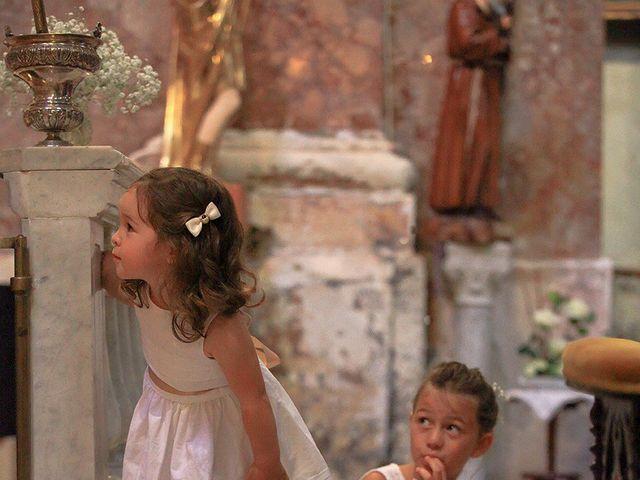 Le mariage de Romain et Candice à Lansargues, Hérault 21