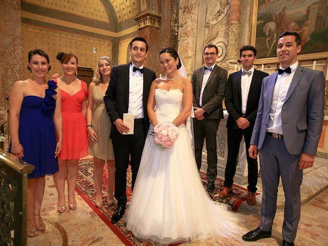 Le mariage de Romain et Candice à Lansargues, Hérault 23