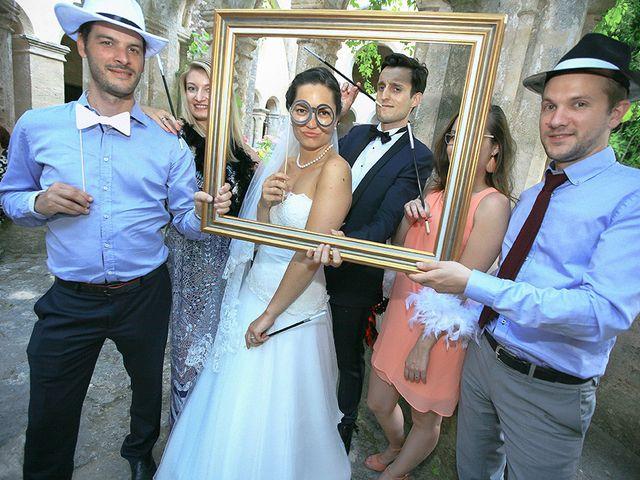 Le mariage de Romain et Candice à Lansargues, Hérault 36