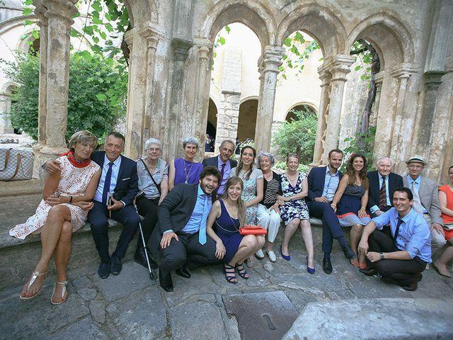 Le mariage de Romain et Candice à Lansargues, Hérault 37