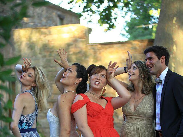 Le mariage de Romain et Candice à Lansargues, Hérault 41