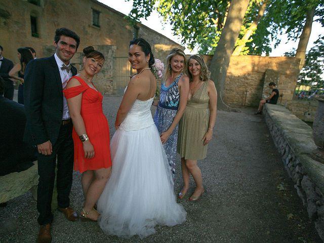 Le mariage de Romain et Candice à Lansargues, Hérault 43