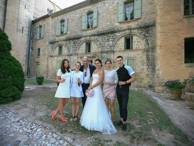 Le mariage de Romain et Candice à Lansargues, Hérault 44