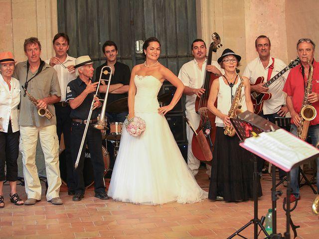 Le mariage de Romain et Candice à Lansargues, Hérault 45