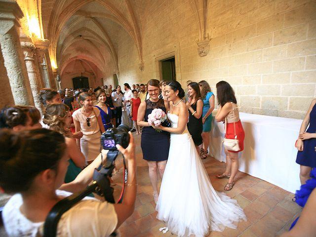 Le mariage de Romain et Candice à Lansargues, Hérault 46