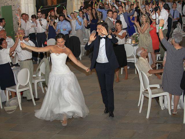 Le mariage de Romain et Candice à Lansargues, Hérault 47