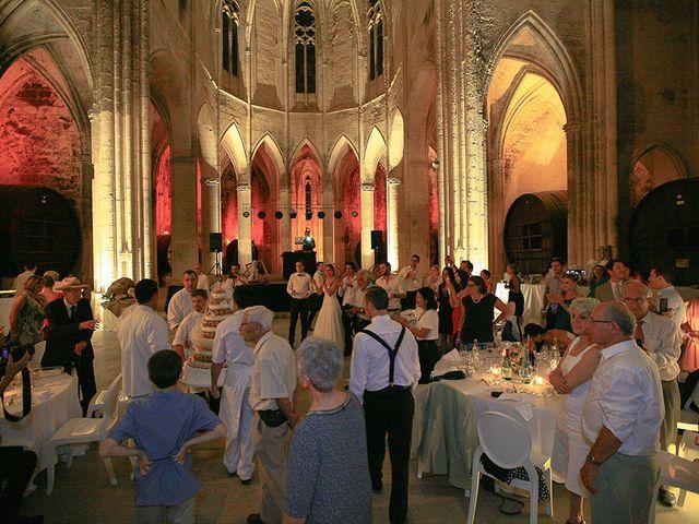 Le mariage de Romain et Candice à Lansargues, Hérault 49