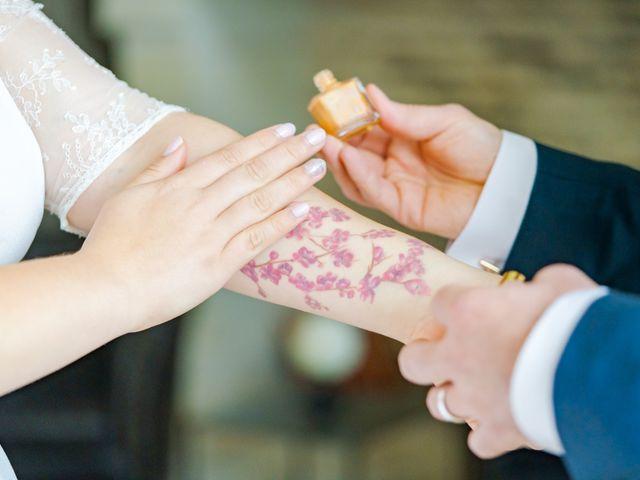 Le mariage de Laurent et Charlène à La Chapelle-sur-Erdre, Loire Atlantique 1