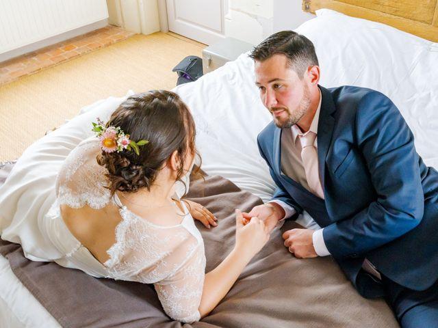 Le mariage de Laurent et Charlène à La Chapelle-sur-Erdre, Loire Atlantique 4