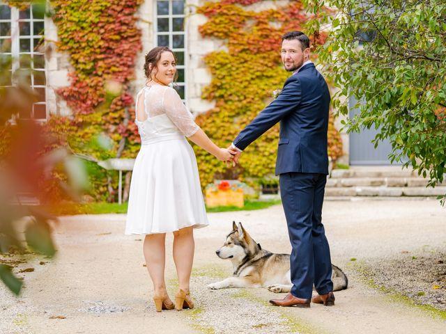 Le mariage de Laurent et Charlène à La Chapelle-sur-Erdre, Loire Atlantique 7