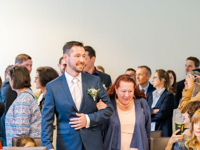 Le mariage de Laurent et Charlène à La Chapelle-sur-Erdre, Loire Atlantique 17