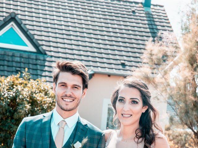 Le mariage de Eric et Fatima à Danne-et-Quatre-Vents, Moselle 5