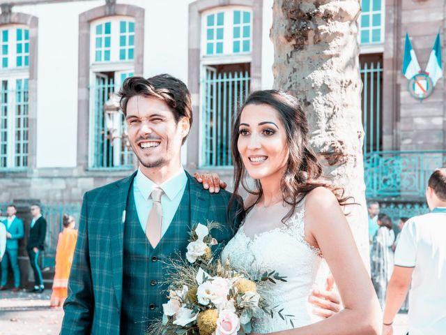 Le mariage de Eric et Fatima à Danne-et-Quatre-Vents, Moselle 13