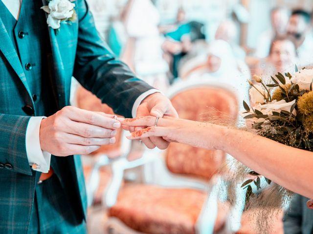 Le mariage de Eric et Fatima à Danne-et-Quatre-Vents, Moselle 20