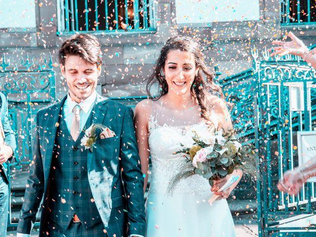 Le mariage de Eric et Fatima à Danne-et-Quatre-Vents, Moselle 23