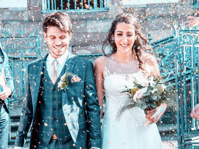Le mariage de Eric et Fatima à Danne-et-Quatre-Vents, Moselle 24