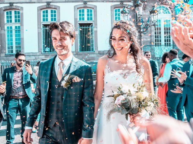 Le mariage de Eric et Fatima à Danne-et-Quatre-Vents, Moselle 25