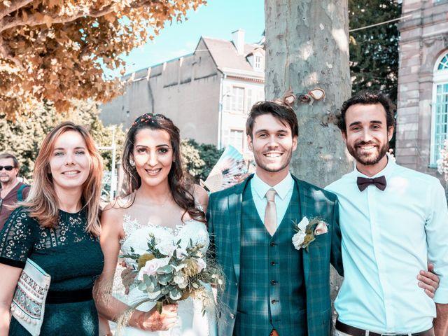 Le mariage de Eric et Fatima à Danne-et-Quatre-Vents, Moselle 26