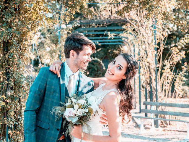Le mariage de Eric et Fatima à Danne-et-Quatre-Vents, Moselle 56