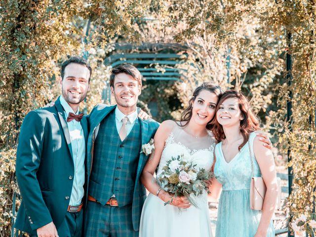 Le mariage de Eric et Fatima à Danne-et-Quatre-Vents, Moselle 57