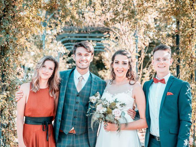 Le mariage de Eric et Fatima à Danne-et-Quatre-Vents, Moselle 58